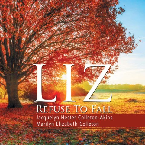 Liz Refuse to Fall FRONT