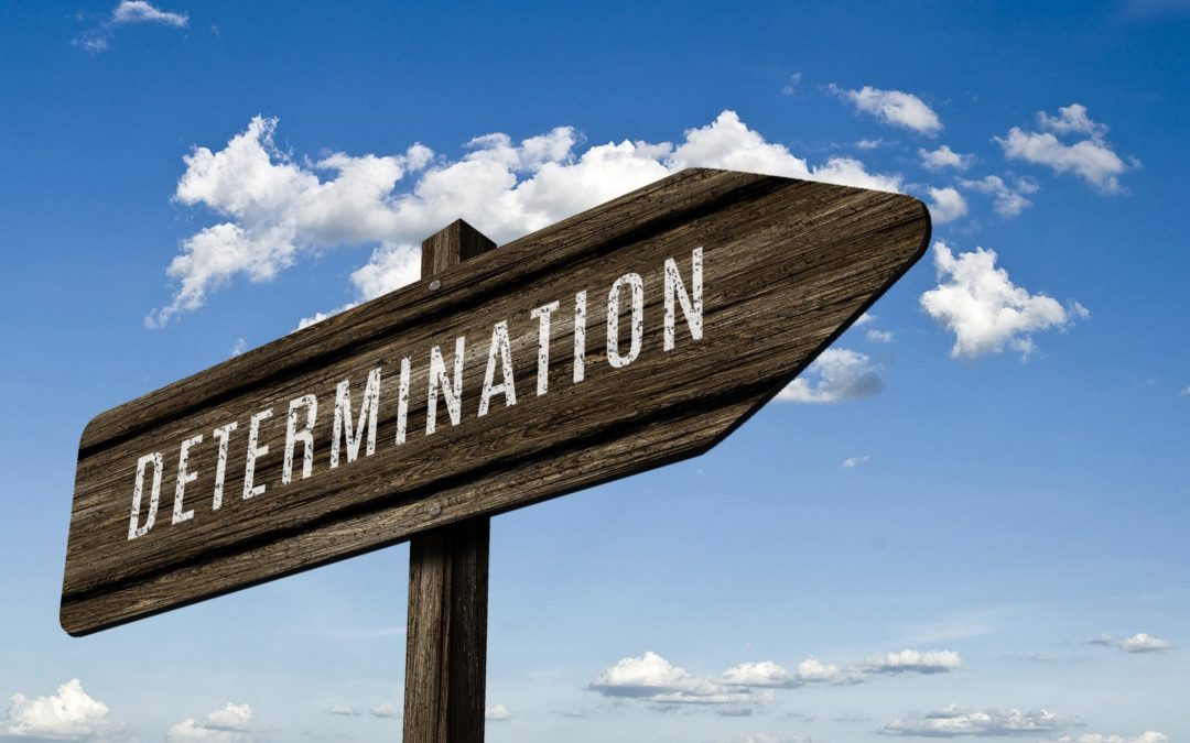 Determination is Our Road to Success